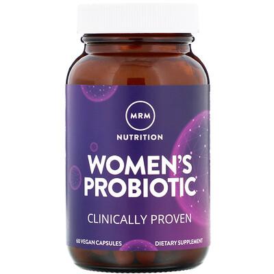 Купить Женский пробиотик, 60 веганских капсул
