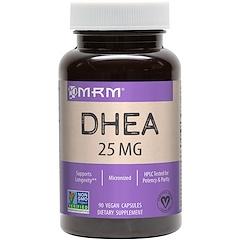 MRM, DHEA, 25 mg, 90 Vegan Capsules