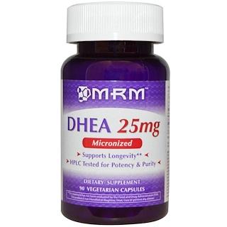 MRM, DHEA, 25 mg, 90 Veggie Caps