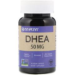 MRM, DHEA,50 毫克,90 粒素食膠囊