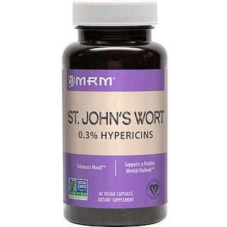 MRM, St. John's Wort, 60 Vegan Capsules
