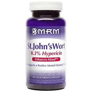 MRM, St. John's Wort, 60 Veggie Caps
