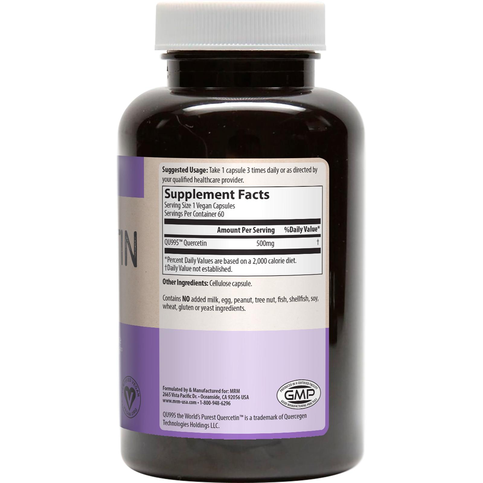 tabletas de 450 mg de próstata de quercetina