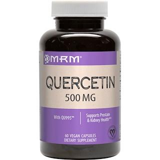MRM, Quercetina, 500 mg, 60 cápsulas veganas