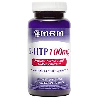 MRM, 5-HTP, 100 mg, 60 Veggie Caps