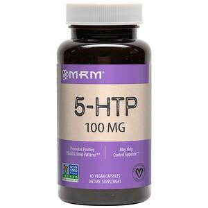 МРМ, 5-HTP, 100 mg, 60 Vegan Capsules отзывы