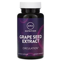 MRM, 營養,葡萄籽提取物,100 粒純素膠囊
