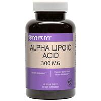 Альфа-липоевая кислота, 300 мг, 60 веганских таблеток - фото