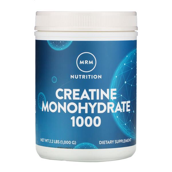 Creatina Monohidratada 1000, 2.2 lbs (1000 g)