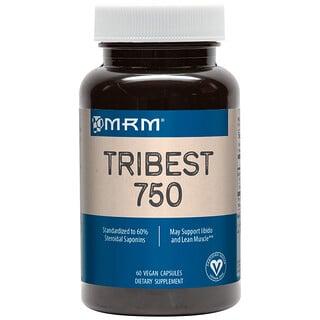 MRM, Tribest 750, 60 식물성 캡슐