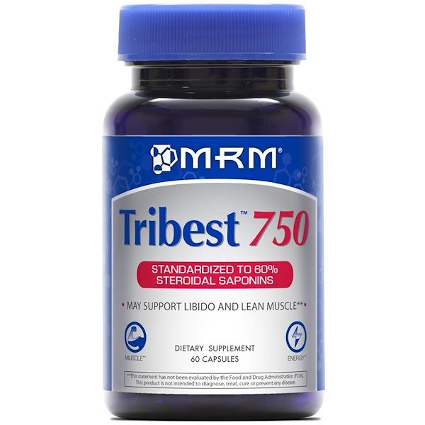 MRM, Tribest 750, 60 Veggie Caps