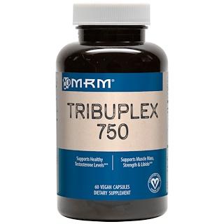 MRM, TribuPlex 750、60ビーガンカプセル