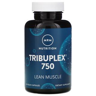 MRM, Nutrition, TribuPlex 750, 60 Vegan Capsules