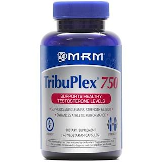 MRM, TribuPlex 750, 60 Veggie Caps