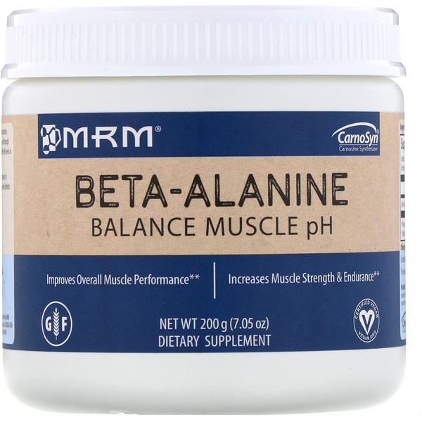 MRM, Beta-Alanine, 7.05 oz (200 g)