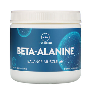 МРМ, Beta-Alanine, Balance Muscle pH, 7.05 oz (200 g) отзывы