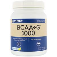 BCAA + G 1000, со вкусом лимонада, 2,2 фунта (1000 г) - фото