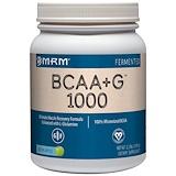 Отзывы о MRM, BCAA+G 1000, зеленое яблоко, 2,2 фунта (1000 г)