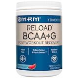 Отзывы о MRM, BCAA + G Reload, восстановление после тренировки, арбуз, 11,6 унций (330 г)