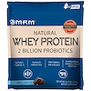 MRM, Natural Whey Protein, 2 Billion Probiotics, Dutch Chocolate, 5 lbs (2270 g)