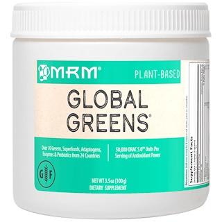 MRM, グローバル グリーンズ、 3.5 oz (100 g)