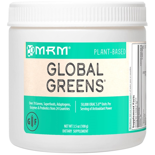 MRM, Global Greens, 3.5 oz (100 g)