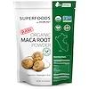 MRM, Polvo orgánico de raíz de maca RAW, 8,5 oz (240 g)