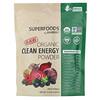 MRM, Raw Organic Clean Energy Powder, Fruit Punch, 4.2 oz (120 g)