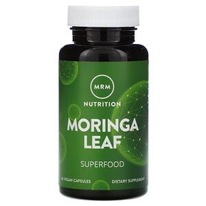 МРМ, Nutrition, Moringa Leaf, 60 Vegan Capsules отзывы покупателей