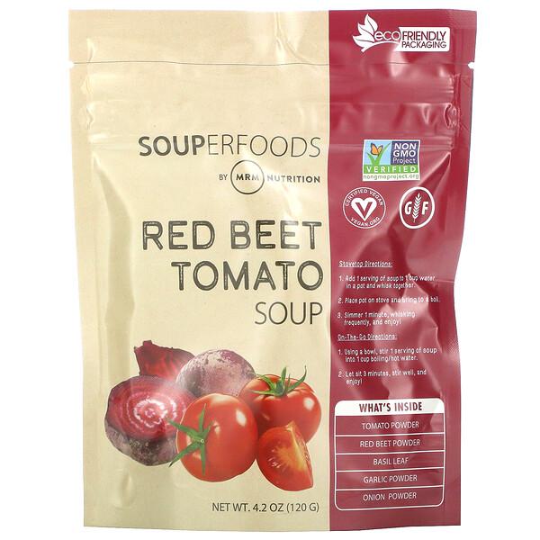 Souperfoods, Soupe à la tomate et à la betterave rouge, 120g