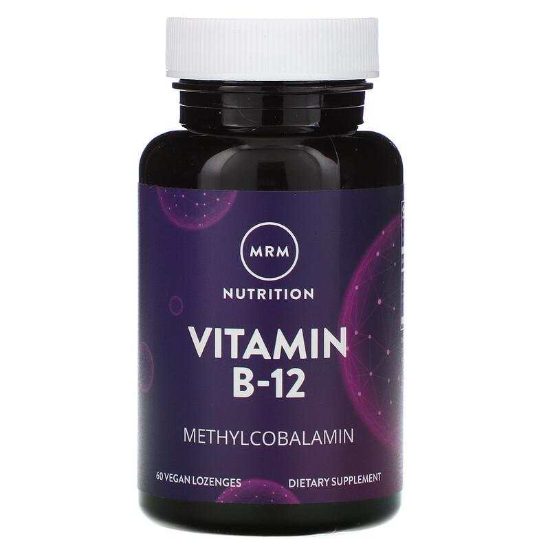 Выбор витамина B12 для веганов и вегетарианцев