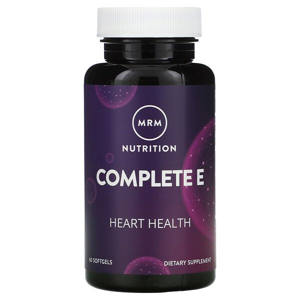 Complete E, 60 Softgels