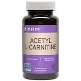 Отзывы о MRM, Ацетил L-карнитин, 500 мг, 60 веганских капсул