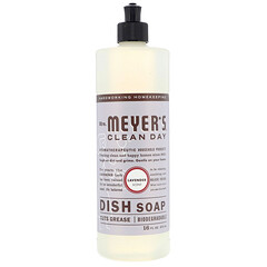 Mrs. Meyers Clean Day, 洗潔精,薰衣花草香,16 盎司(473 毫升)