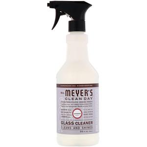 Мрс Мэйерс Клин Дэй, Glass Cleaner, Lavender Scent, 24 fl oz (708 ml) отзывы