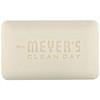 Mrs. Meyers Clean Day, 日常香皂,薰衣草味,5.3盎司(150克)