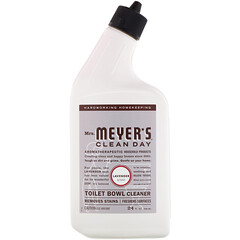 Mrs. Meyers Clean Day, 馬桶清潔劑,薰衣花草香味,24 液量盎司(710 毫升)