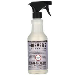 Mrs. Meyers Clean Day, 多功能日常清潔劑,薰衣花草香味,16 盎司(473 毫升)