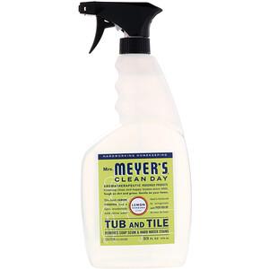 Мрс Мэйерс Клин Дэй, Tub and Tile, Lemon Verbena Scent, 33 fl oz (976 ml) отзывы
