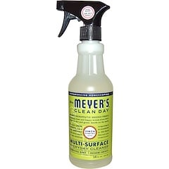 Mrs. Meyers Clean Day, Multi-Surface Everyday Cleaner, Lemon Verbena Scent, 16 fl oz (473 ml)