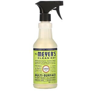 Мрс Мэйерс Клин Дэй, Multi-Surface Everyday Cleaner, Lemon Verbena Scent, 16 fl oz (473 ml) отзывы покупателей