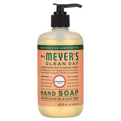 Mrs. Meyers Clean Day, 洗手液,天竺葵味,12.5 盎司(370 毫升)
