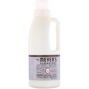 Мрс Мэйерс Клин Дэй, Fabric Softener, Lavender Scent, 32 fl oz (946 ml) отзывы