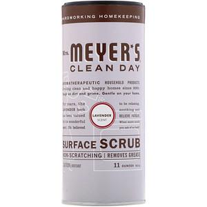 Мрс Мэйерс Клин Дэй, Surface Scrub, Lavender Scent, 11 oz (311 g) отзывы