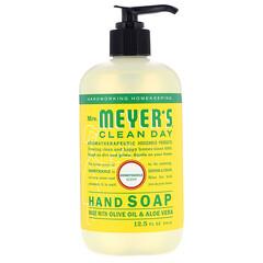 Mrs. Meyers Clean Day, 洗手液,金銀花味,12.5 盎司(370 毫升)