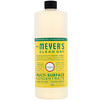 Mrs. Meyers Clean Day, Multi-Surface Concentrate, Honeysuckle Scent, 32 fl oz (946 ml)