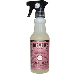 Mrs. Meyers Clean Day, Nettoyant quotidien multi surfaces, parfum romarin, 473 ml