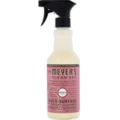 Mrs. Meyers Clean Day, Nettoyant quotidien multi surfaces, parfum romarin, 473 ml