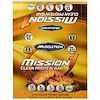 Muscletech, Mission1 Clean Protein Bar, Chocolate Peanut Butter, 12 Bars, 2.12 oz (60 g) Each