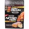 Muscletech, Nitro Tech Crunch Bars, Birthday Cake, 12 Bars, 2.29 oz (65 g) Each